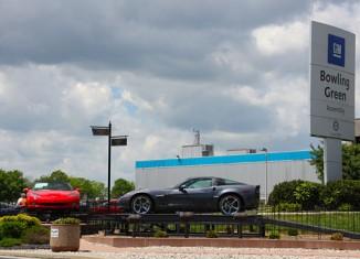 Corvette Assembly Plant Announces Suspension of Tours