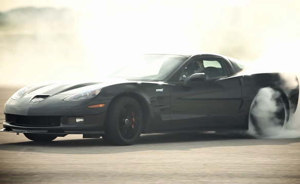 [VIDEO] 2012 Corvette ZR1 Centennial Pins a Ribbon for the Susan G. Komen Foundation