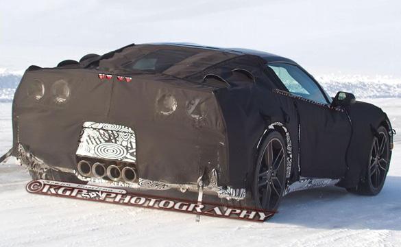 Corvette Museum Lists 2013 NAIAS for C7 Corvette Reveal