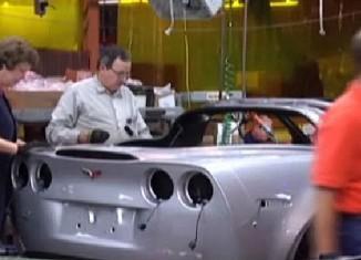 [VIDEO] Corvette Assembly Plant Reveals Future Plans