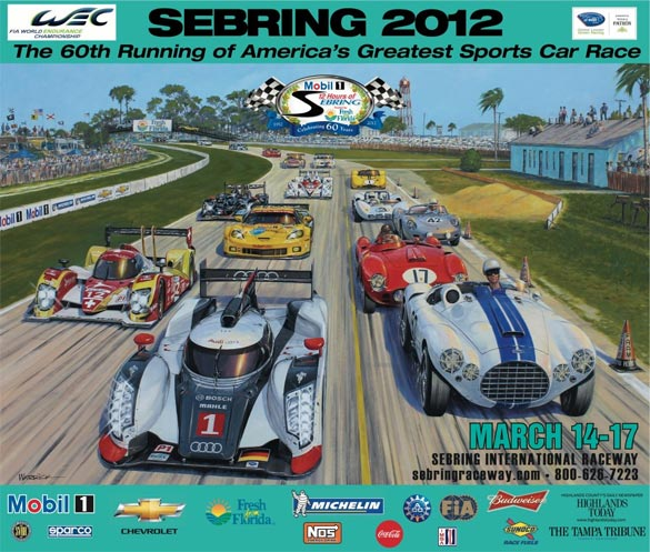 Corvette Racing: Links for the 60th Annual Mobil 1 Twelve Hours of Sebring