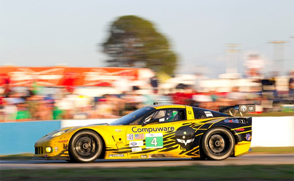 Corvette Racing: Recapping the 2012 12 Hours of Sebring