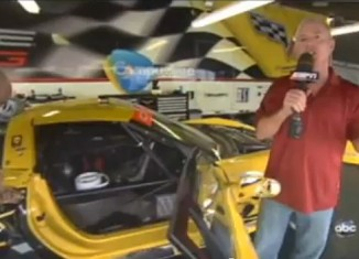 [VIDEO] Corvette Racing Tech Transfer: 60 Years of Corvette