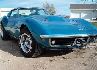 Corvette Auction Preview: Mecum Kansas City