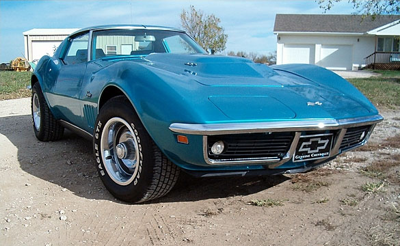 Corvette Auction Preview: Mecum Kansas City