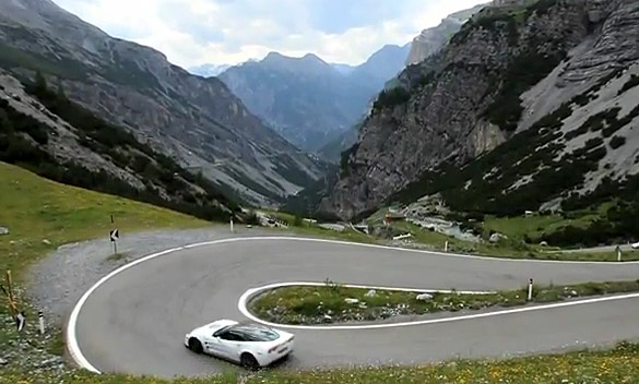 [VIDEO] Epic Drives: Corvette ZR1 Chases 200 MPH in Europe