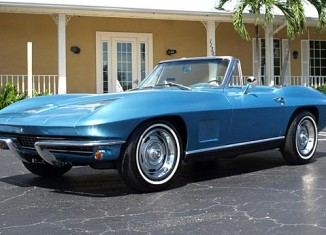 Corvette Auction Preview: 2012 Barrett-Jackson Palm Beach