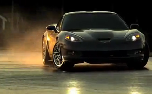 [VIDEO] Chevrolet Mexico's Corvette ZR1 Television Commercial