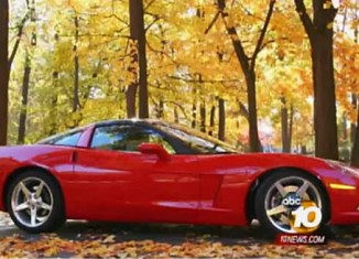 [VIDEO] Family Awarded $3.4 Million in Lawsuit Against GM for a 2005 Corvette Fire