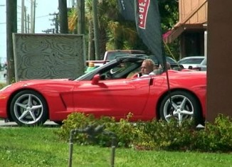 [VIDEO] Parking Lot Owner Takes Customer's Corvette on a 61-Mile Joyride