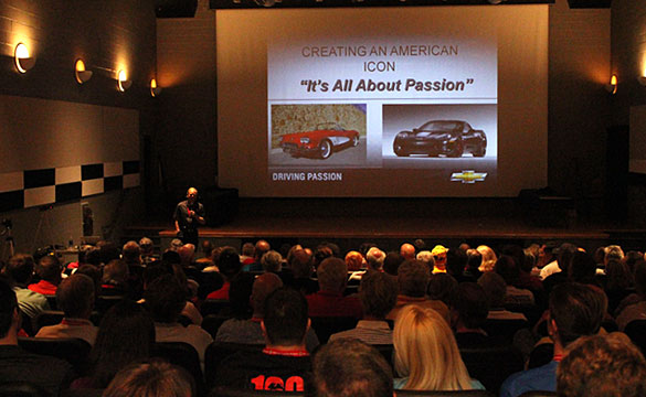 [VIDEO] 2012 NCM Bash Seminar - Engineering the Corvette