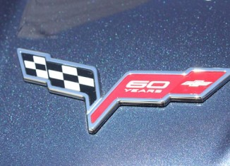 [VIDEO] 2013 Night Race Blue 427 Convertible Corvette Walk Around