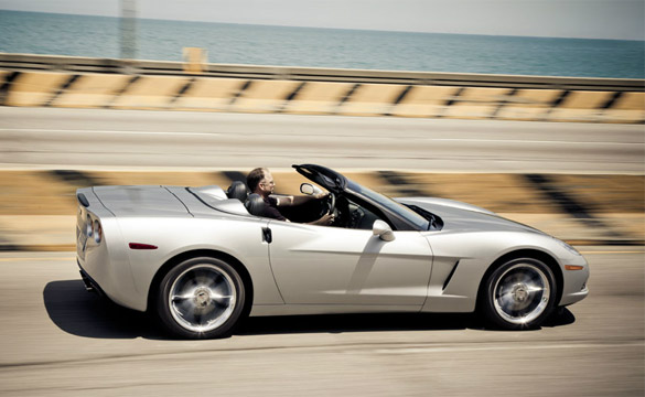 April 2012 Corvette Sales