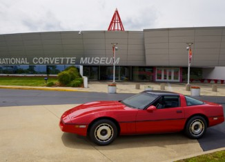 [VIDEO] Insurance Industry Group Names The Top 10 Most Stolen Corvettes