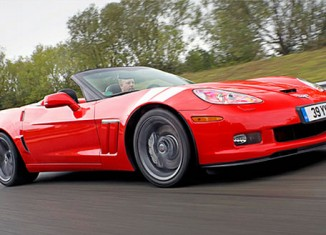 Top Gear Reviews the Corvette Grand Sport Convertible