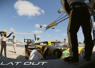 [VIDEO] Corvette Racing 'Flat Out' - 2012 12 Hours of Sebring