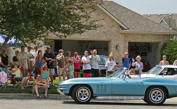 Corvette Club Pays Tribute to the Late Former Kentwood Mayor Richard Root
