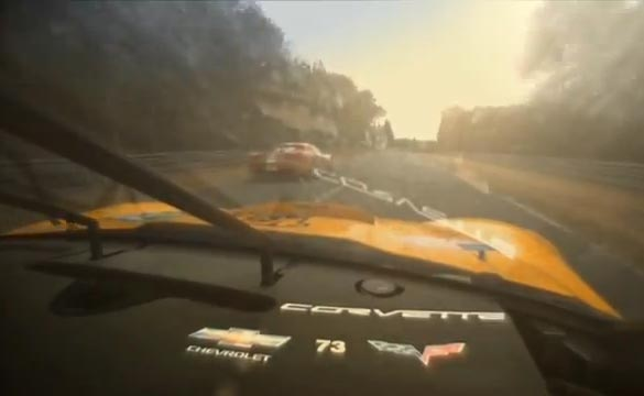 Corvette Racing to Give SPEED Viewers the Ride of a Lifetime at Le Mans