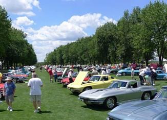[PICS] The 2012 Bloomington Gold Corvette Show