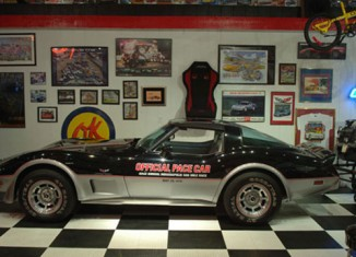 Corvettes on eBay: Mike Yager's 1978 Corvette Pace Car