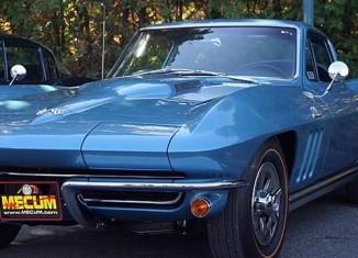 2012 Bloomington Gold: Mecum Auction's Top 11 Corvette Sales