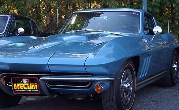 2012 Bloomington Gold: Mecum Auction's Top 11 Corvette Sales