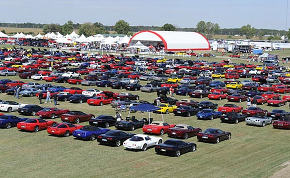 Mid America Motorworks Corvette Funfest is set for September 13-16