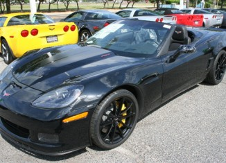 June 2012 Corvette Sales