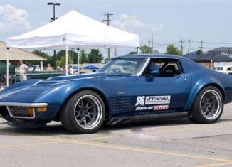 [VIDEO] 1972 Corvette Runs the AutoCross at Goodguys PPG Nationals