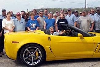 Corvette Wheel Producer Receives Funding Deal Worth $3 Million