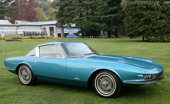 Steel-bodied 1963 Corvette Rondine Still Amazing Fans After 49 Years