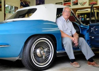Felony Charges for Man Accused of Forging the VIN of a 1966 Corvette