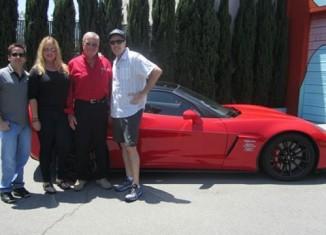 [VIDEO] Vic Edelbrock Shows Off Supercharged Corvette Z06 on Adam Carolla's CarCast