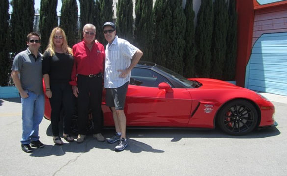 [VIDEO] Vic Edelbrock Shows Off Supercharged Corvette Z06 on Adam Carolla's CarCast