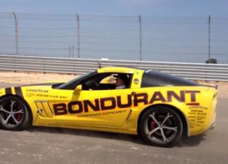 [VIDEO] Bob Bondurant Tests the F1 Track in Austin with his Corvette Grand Sport