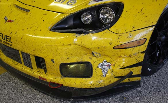 [VIDEO] Here's the Wild Finish for Corvette Racing at ALMS Road America