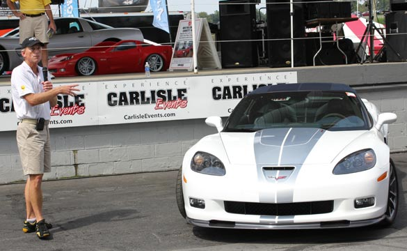 [VIDEO] The 2013 Corvette Seminar at Corvettes at Carlisle