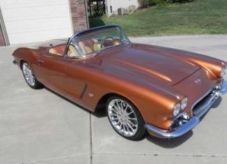 Jon Flickinger's 1962 Resto-Mod Corvette