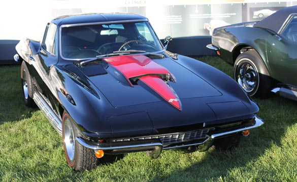 "[VIDEO] Milestones of the Corvette ""Sting Ray"" Generation"