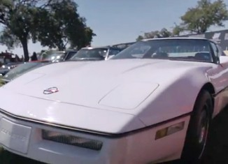 [VIDEO] Harlan Charles and Chevrolet Pay Tribute to the C4 Corvette Generation