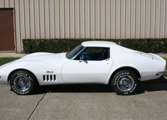 Vicari to Auction 1969 Corvette with M Code Engine Block at Biloxi Event