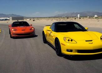 [VIDEO] Car and Driver Tests 2013 Corvette Z06 vs ZR1