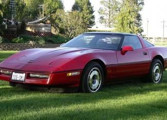 Oregon Man's 1985 Corvette Stolen Twice in 24 Hours