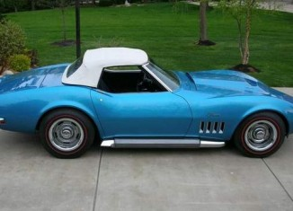 "Michigan Collector Seeks ""Ancestry"" on this 1969 L88 Corvette Convertible"