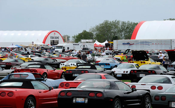 [PICS] Mid America Motorworks' 2012 Corvette FunFest a Huge Success