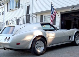 Corvettes on Craigslist: 1974 Corvette Wagon