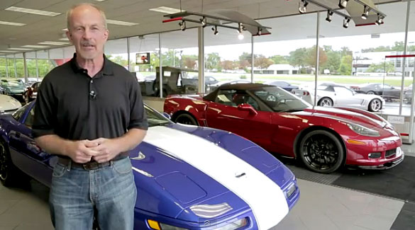 [VIDEO] Corvette Rocketman John Heinricy Talks Legacy of C6, SRT Viper and the Next Gen C7 Corvette