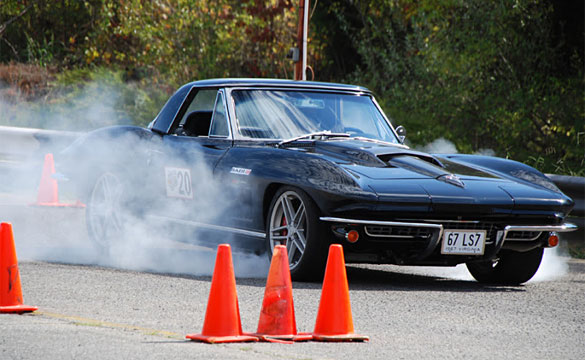 Jeff Cleary's 1967 LS7 Corvette Ready for the OPTIMA Ultimate Street Car Invitational