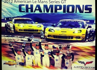 Corvette Racing: Links for 2012 Petit Le Mans