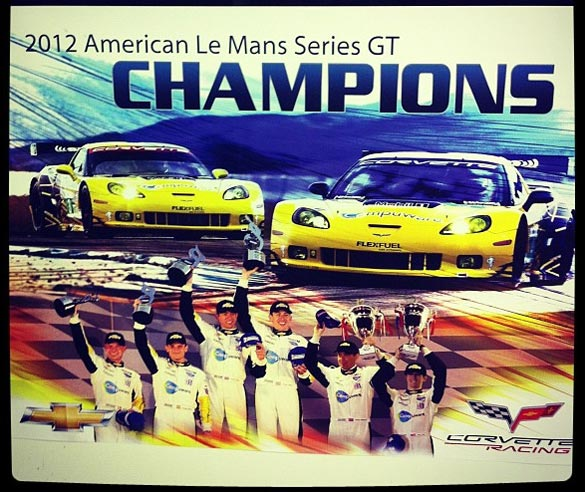 Corvette Racing: Links for 2012 Petit Le Mans